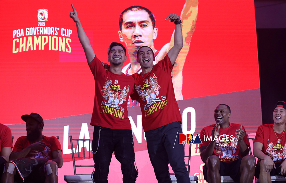 Tenorio: PBA Philippine Cup is 3 times harder to win