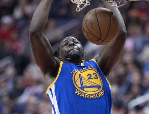 Draymond Green [Keith Allison | Wikimedia Commons]
