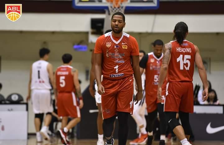 ABL: Alab Pilipinas winning streak checked by Macau Wolf Warriors
