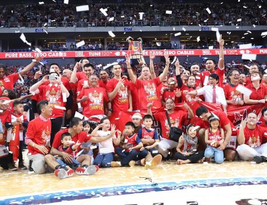 Barangay Ginebra, 2019 PBA Governors' Cup Champions (PBA Images)