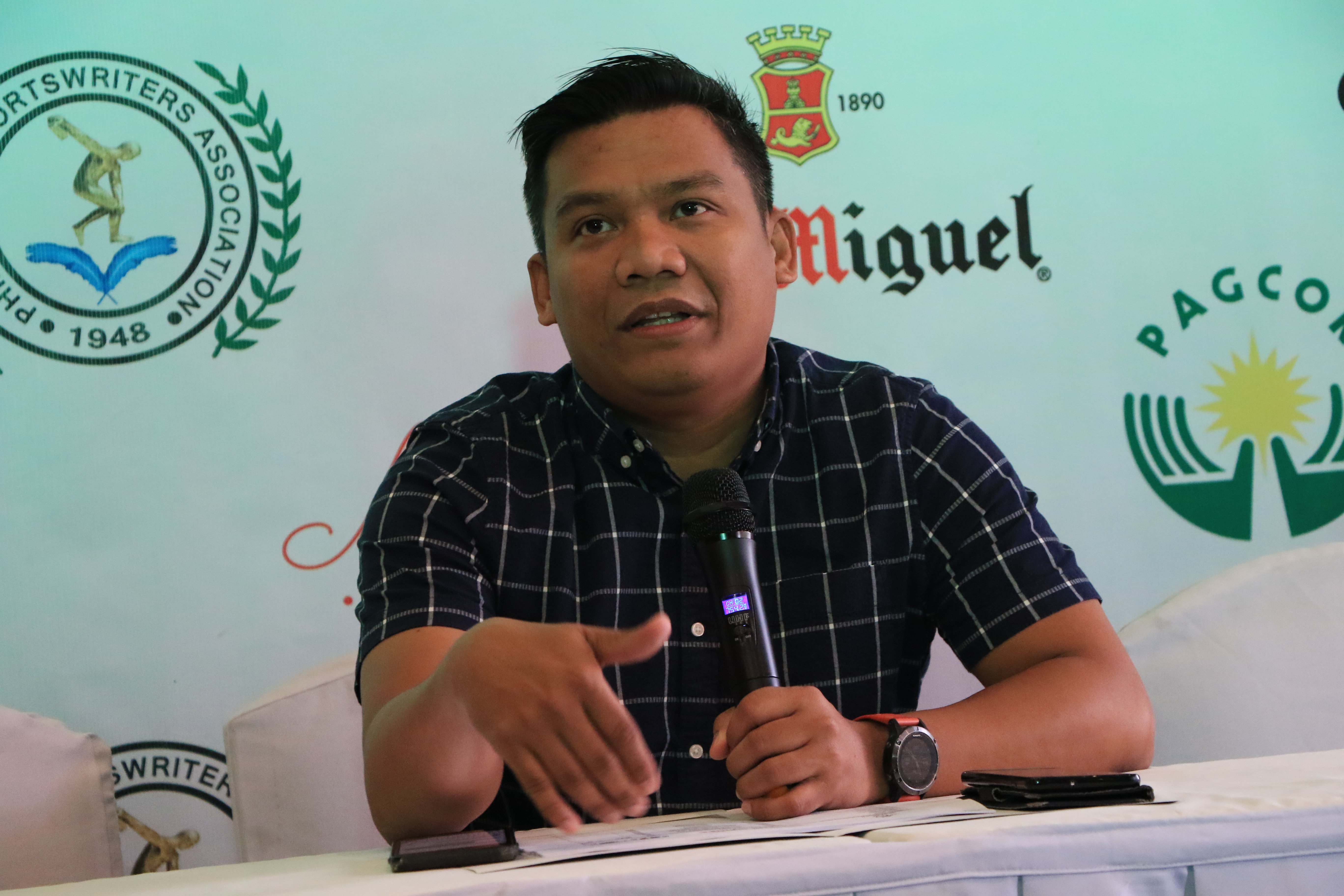 Pinoy Athletes to train indoors for now says PSC