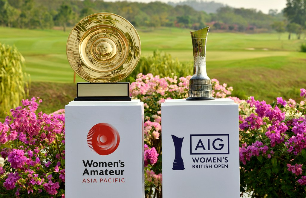 Hana Financial Group Partners with the Women's Amateur Asia-Pacific