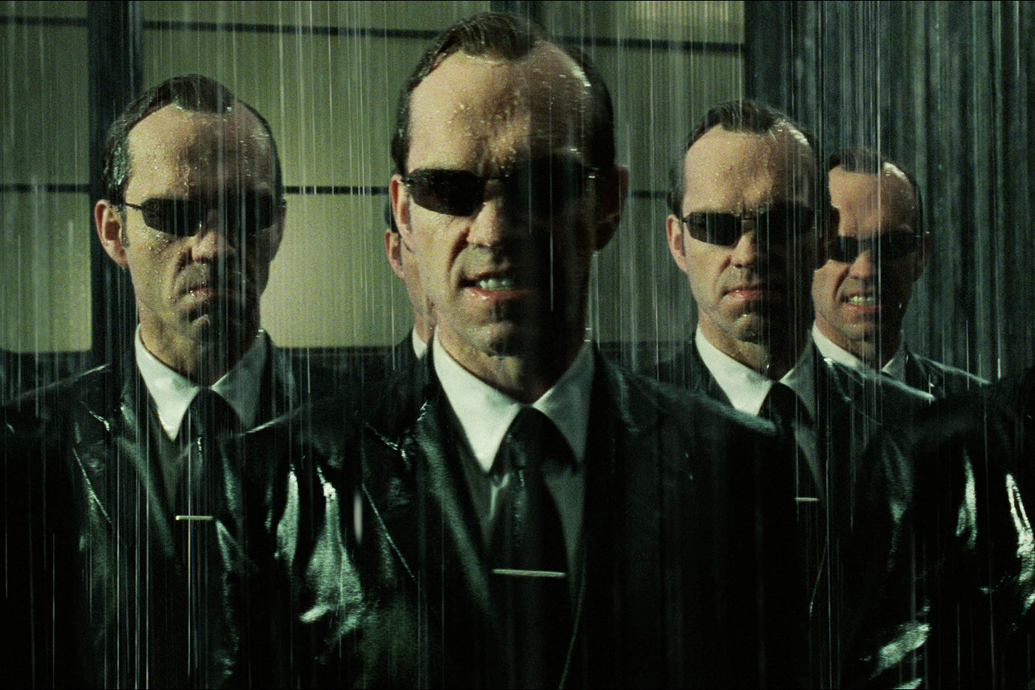 'The Matrix' 4 Won't Have Hugo Weaving as Agent Smith