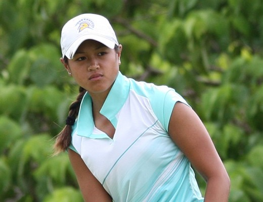 Abby Arevalo (golf)