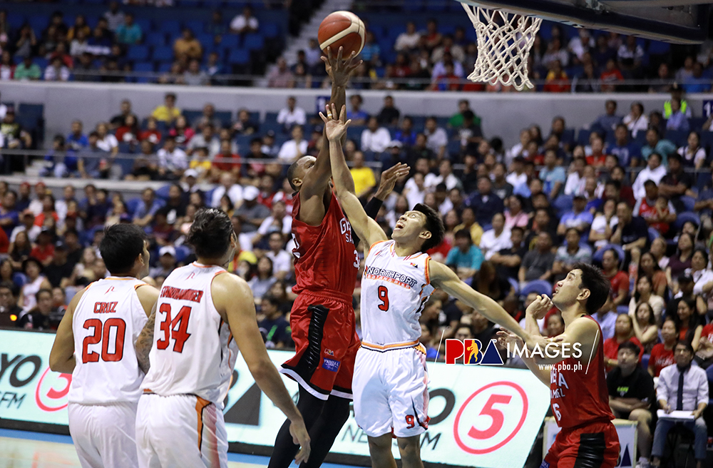 PBA Govs Cup Game 1: Brownlee's 38 helps Ginebra outlast Meralco