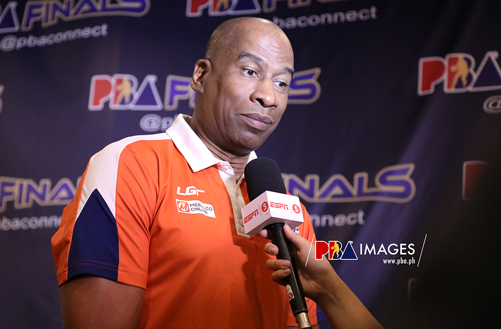 PBA: Meralco's Black hoping for different result vs Ginebra in Govs Cup finals