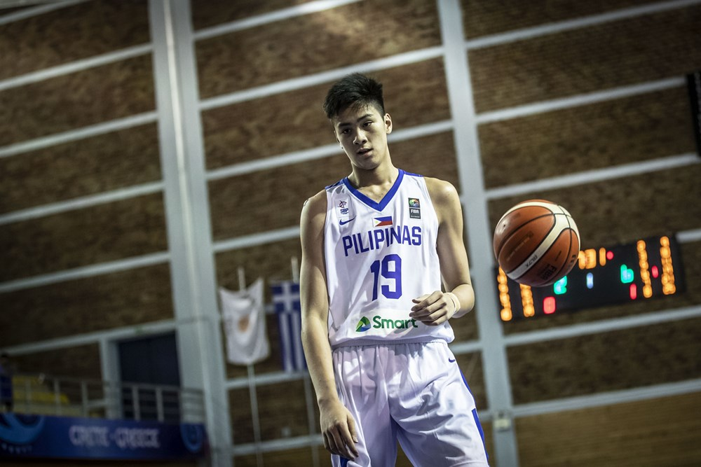 Kai Sotto to be part of NBA All Star Basketball Without Borders Global Camp