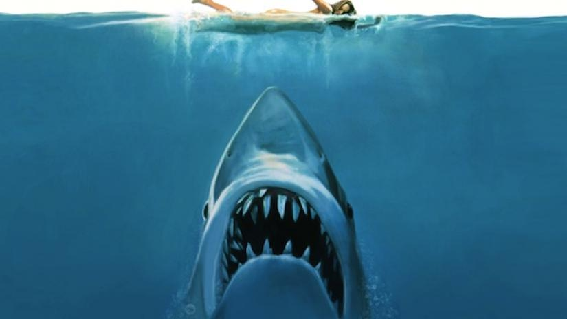 'Jaws' Remake in Development with Steven Spielberg as Producer