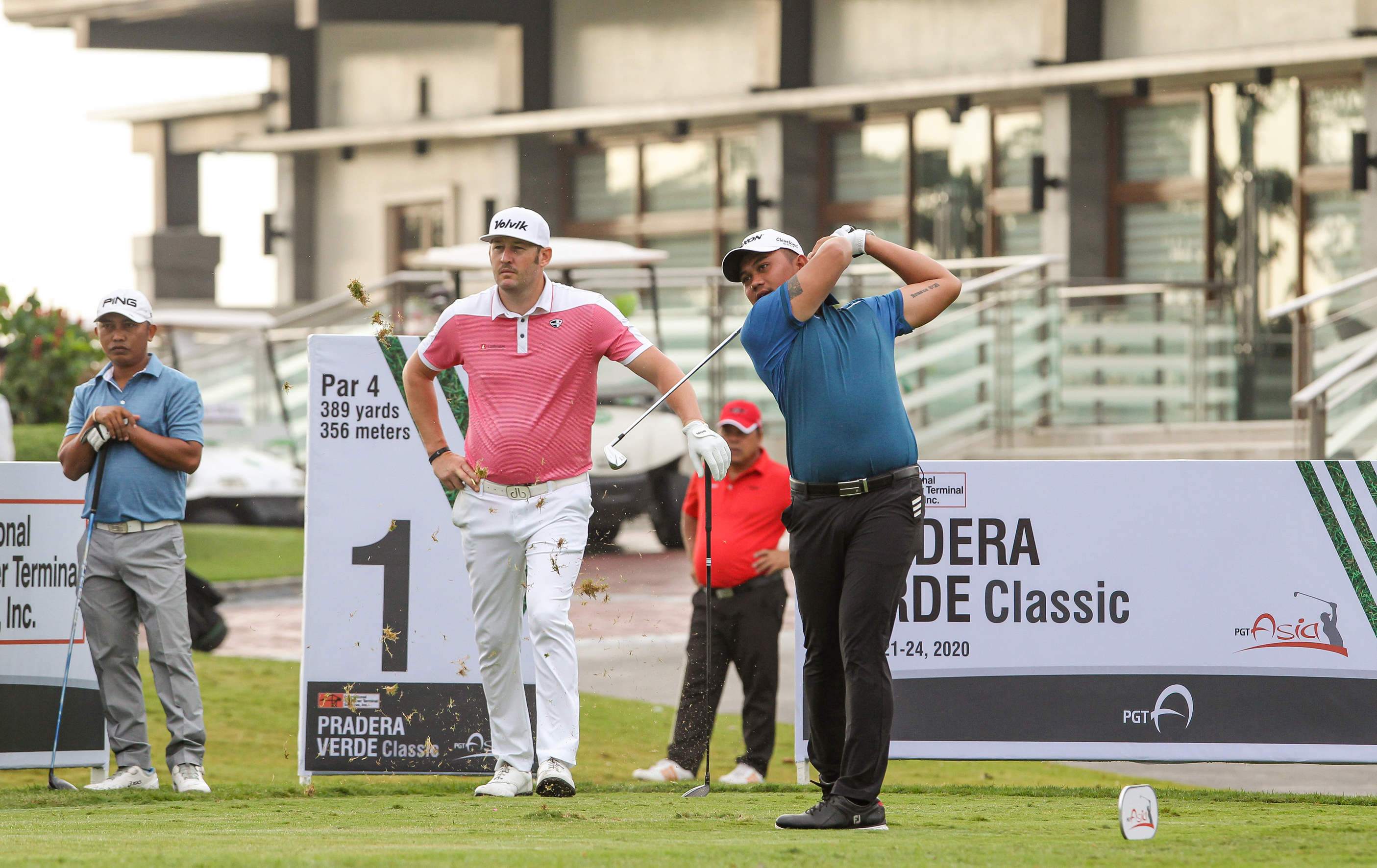 Mondilla grabs share of Pradera lead