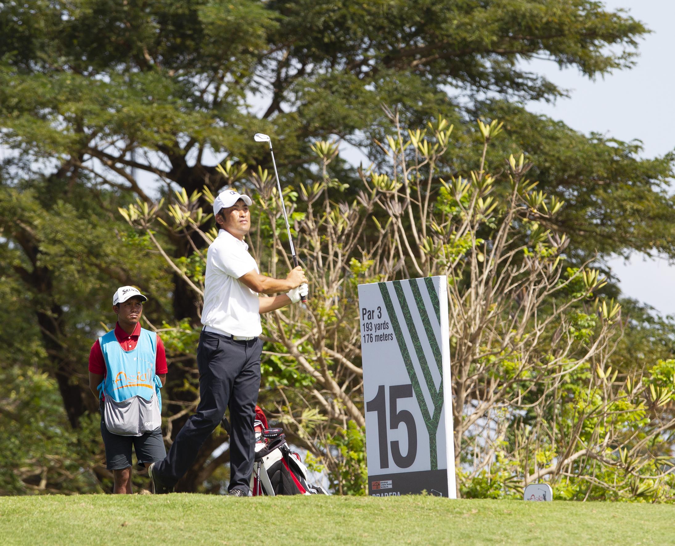 ICTSI Pradera Verde Classic: Wild finish looms as new leaders emerge