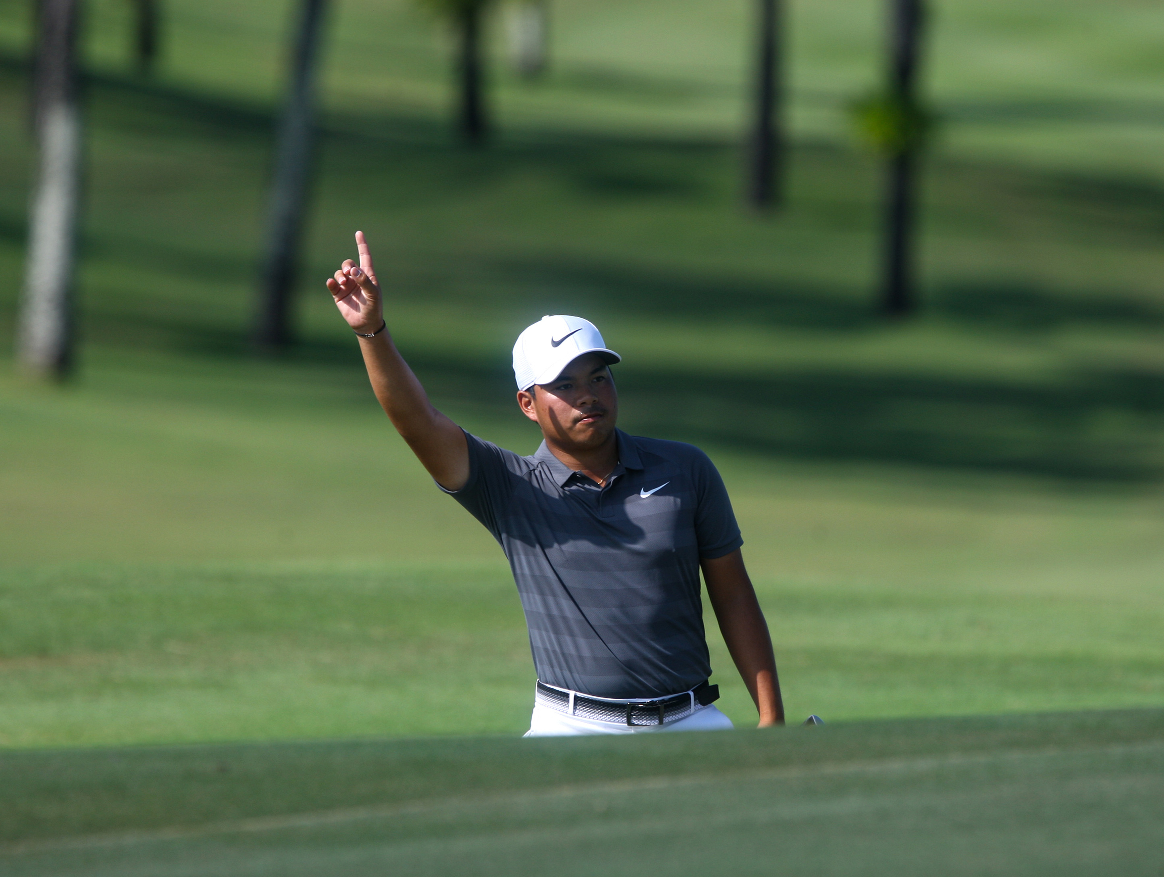 Singapore Open: Kuchar leads; Tabuena shares second