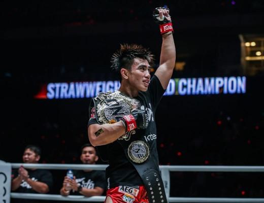 Joshua Pacio ()ONE Championship photo)