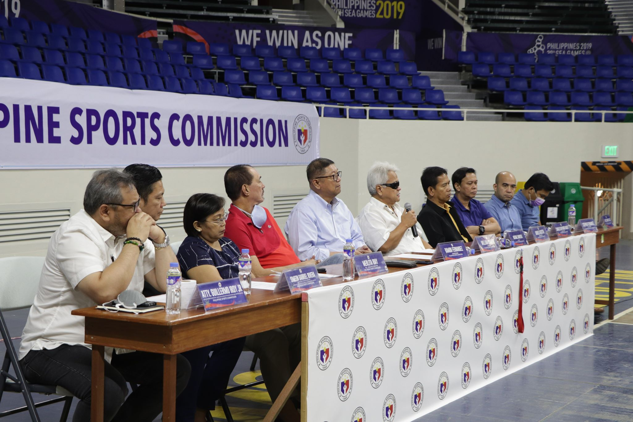 PSC presents a model system for LGU sports in National Summit session