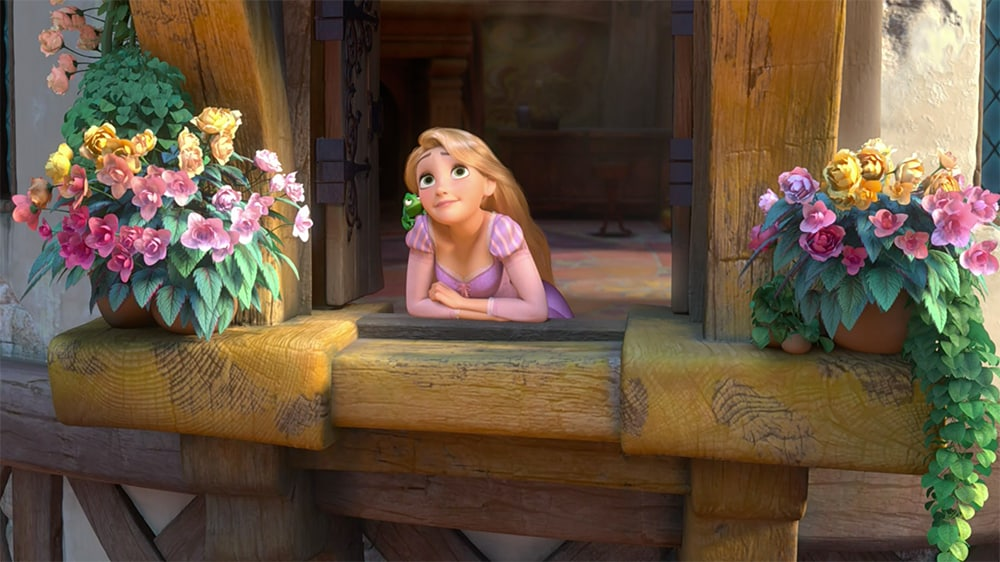 Disney Plans Next Live-Action Film 'Rapunzel'
