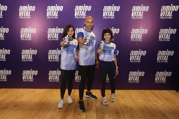 Get Ready for Ajinomoto's aminoVITAL Sports Series