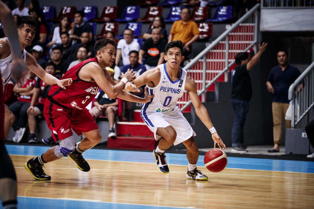 Gilas Pilipinas: Thirdy Ravena scores 23 in Philippines' 100-70 win over Indonesia