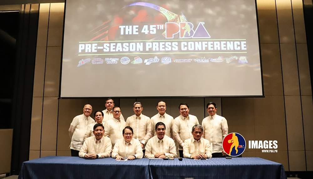 Look: PBA schedule for 2020 season released as Philippine Cup opens March 8