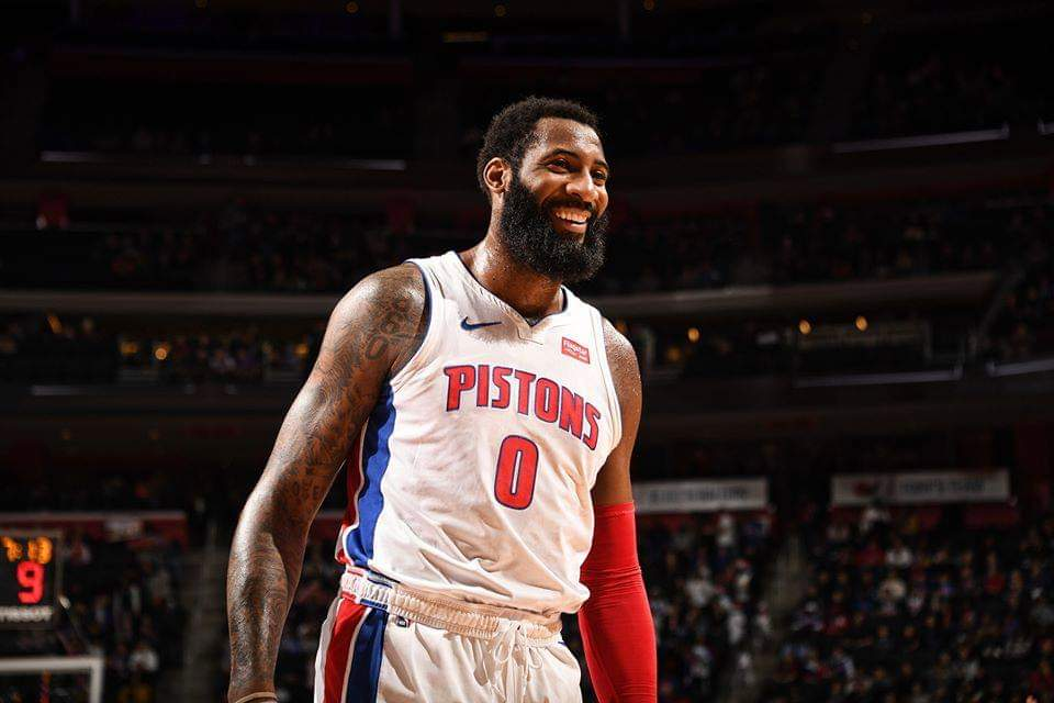 NBA trade: Andre Drummond sent to Cleveland Cavaliers