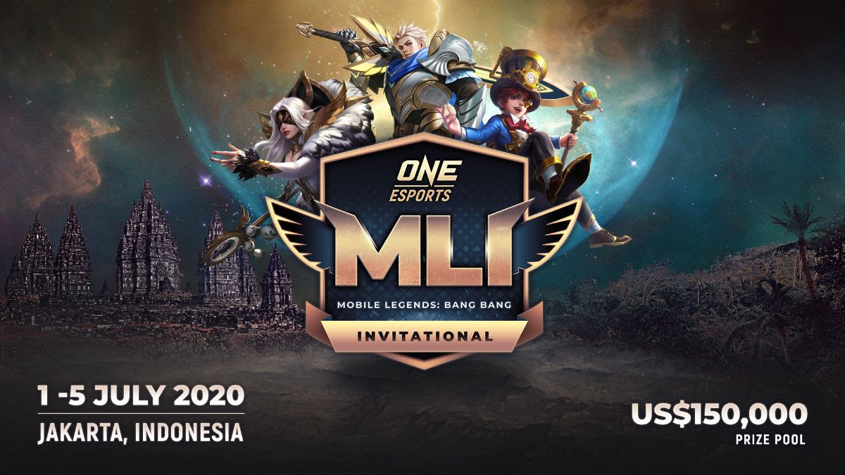 ONE Esports holding inaugural Mobile Legends: Bang Bang event