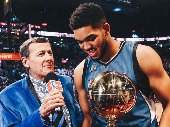 NBA: Karl-Anthony Towns says mother in coma with coronavirus