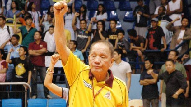 Legendary Filipino basketball coach Aric Del Rosario passes away at 80