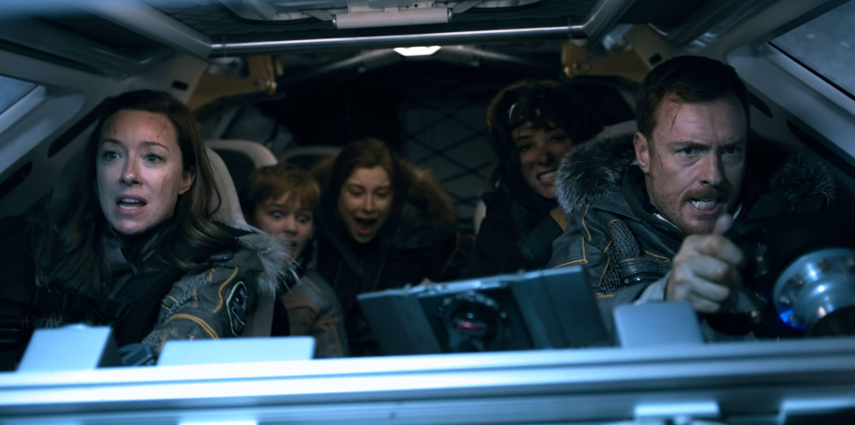 'Lost in Space' Renewed For 3rd and Final Season on Netflix