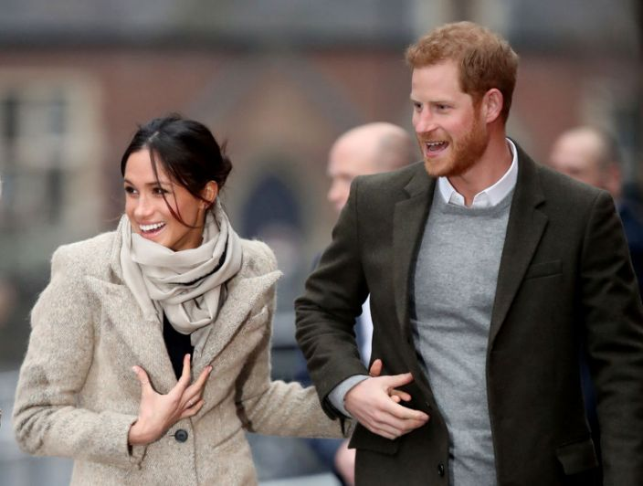 Harry and Meghan sign off royal Instagram account