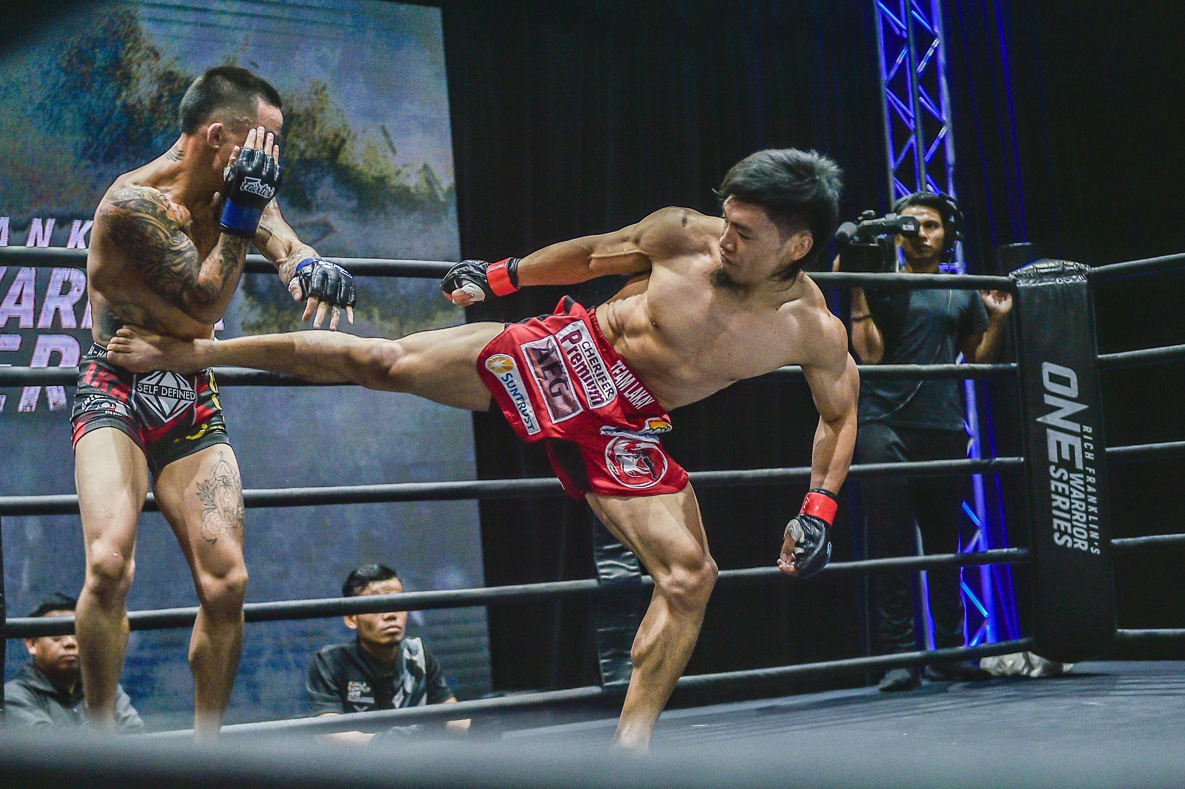 ONE Championship: Adiwang rising for Team Lakay