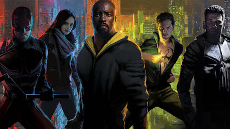 Disney Plus Could 'Daredevil,' 'Jessica Jones' And Other Canceled Marvel-Netflix Shows