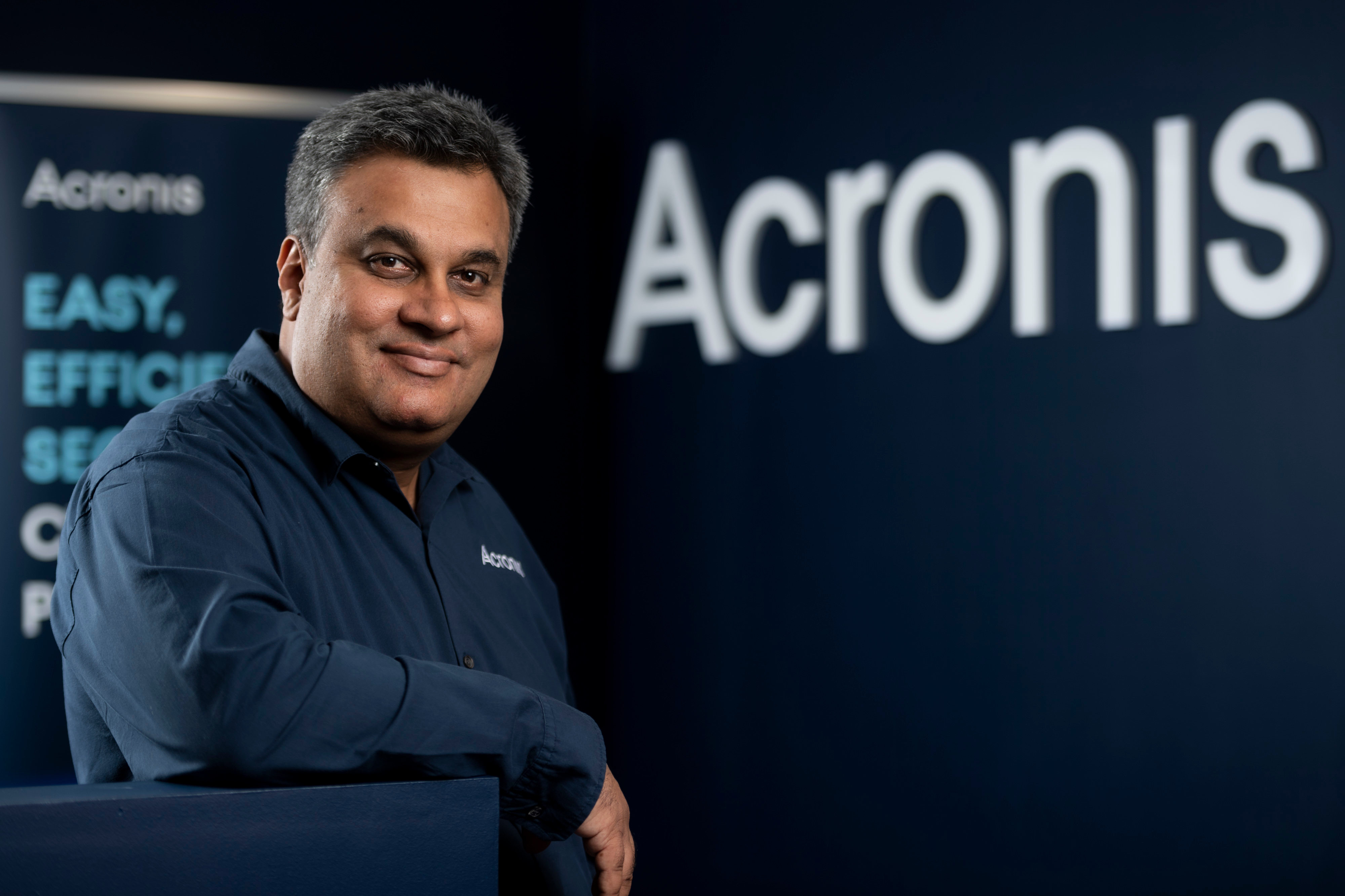 Neil Morarji appointed Acronis General Manager for APAC