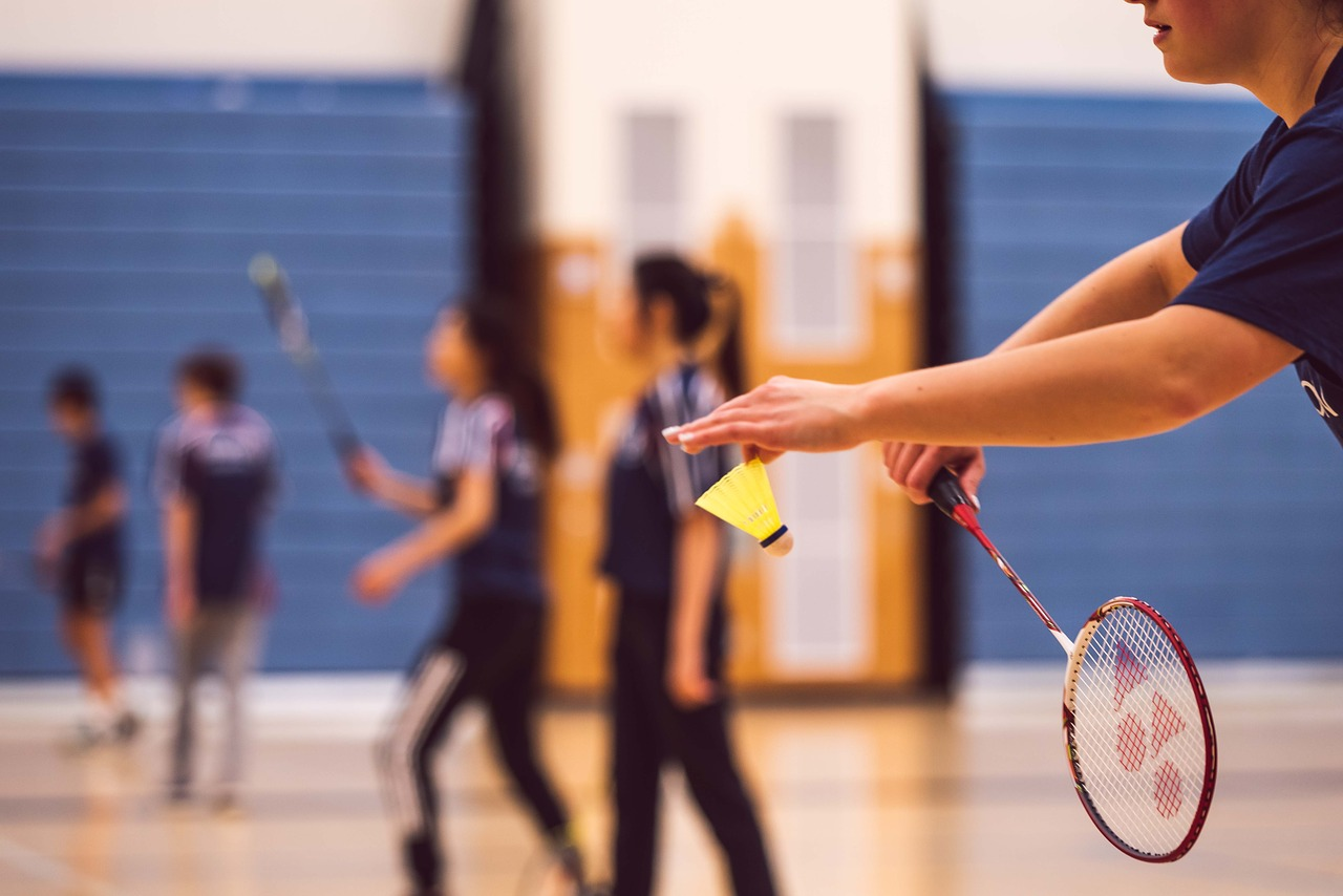 Virus hits Europe, Asia badminton tournaments