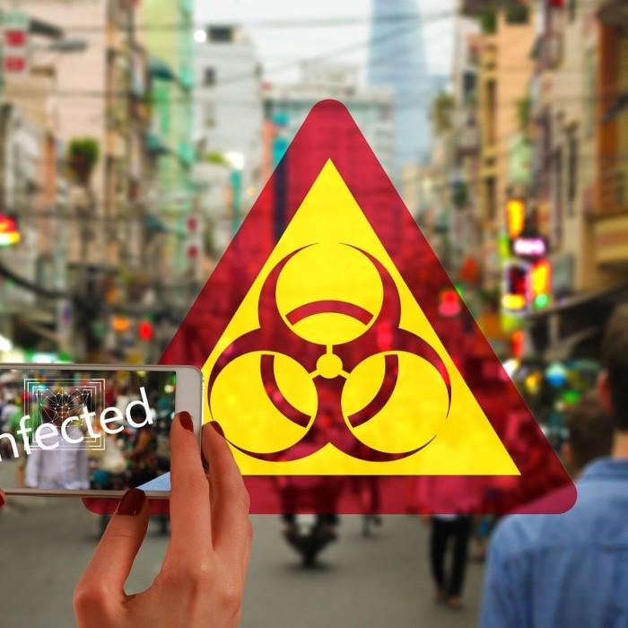 coronavirus, covid-19, pandemic [pixabay photo]