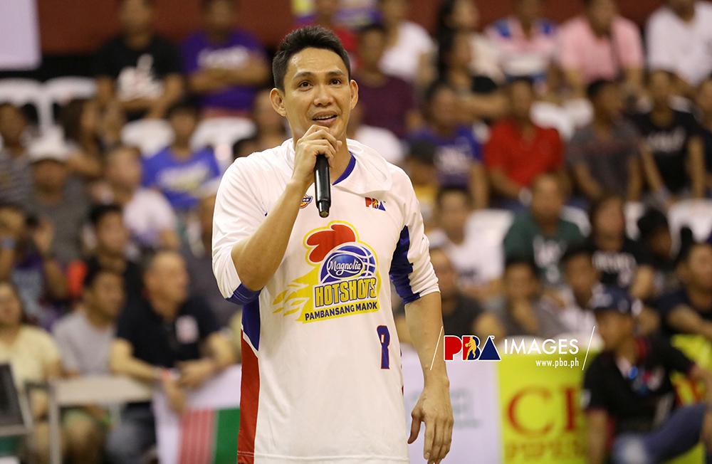 PBA: Magnolia to retire PJ Simon's jersey no. 8 in Manila Clasico showdown