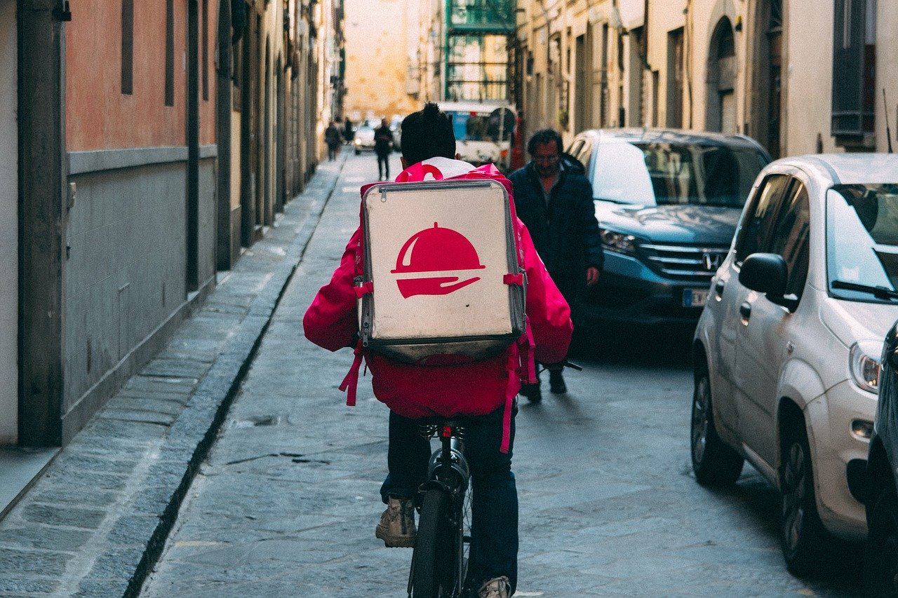Home delivery surges amid outbreak