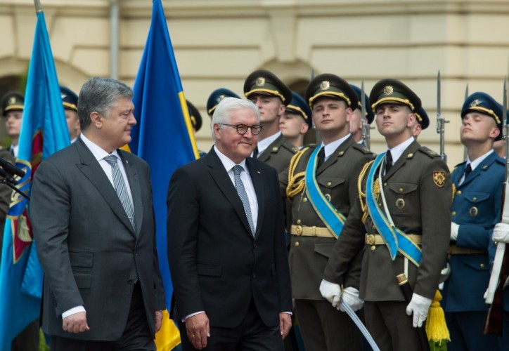 Frank-Walter Steinmeier [photo: Wikimedia Commons | http://www.president.gov.ua/]