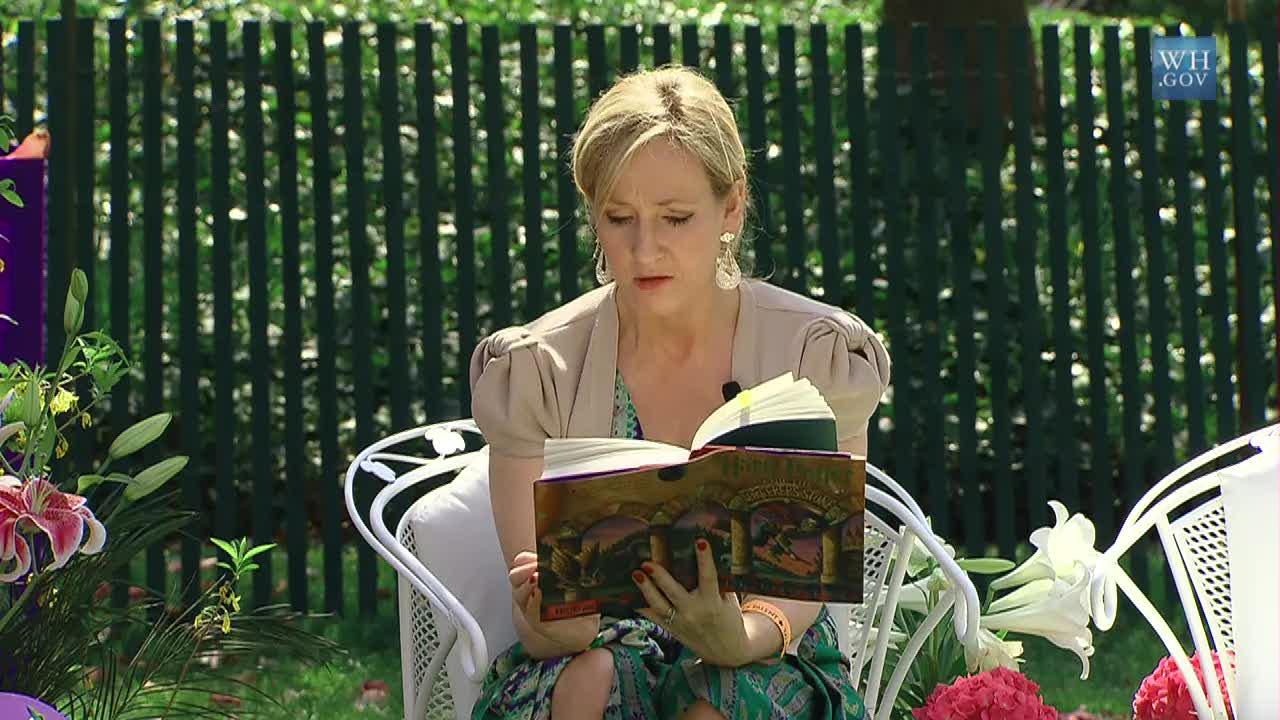 'Harry Potter' Author J.K. Rowling Recovers From Coronavirus