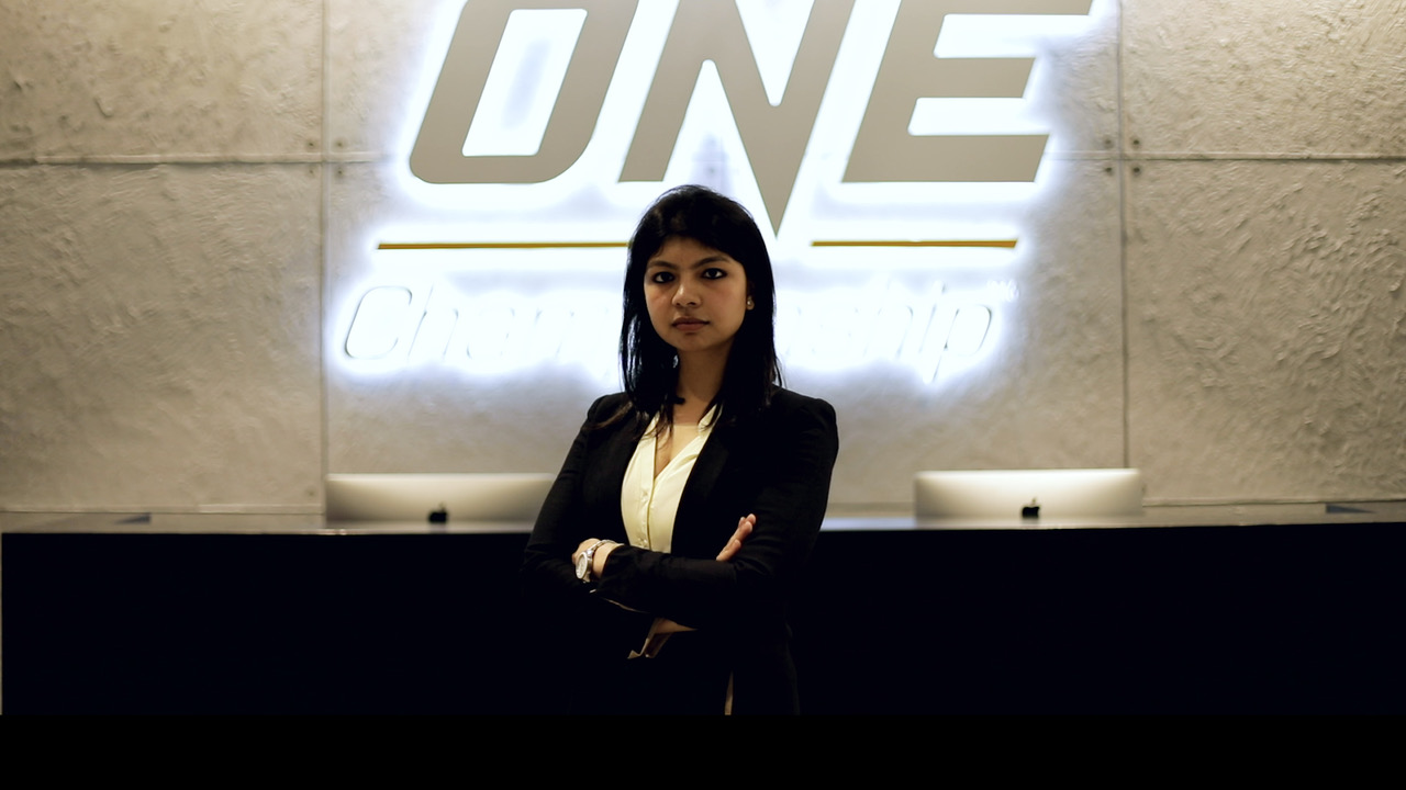 Niharika Singh will be ONE CEO Chatri Sityodtong's Advisor on The Apprentice: ONE Championship Edition