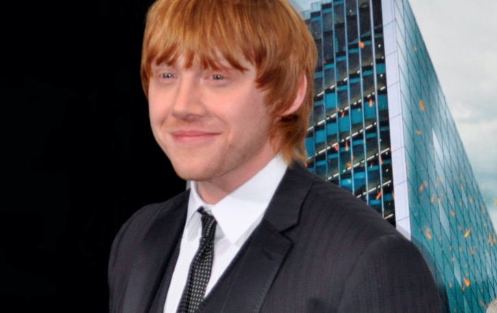 'Harry Potter' star Rupert Grint Expecting First Baby With Georgia Groome