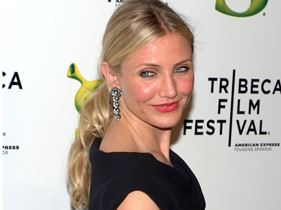 Cameron Diaz Wooed for a Comeback in 'The Mask' Sequel
