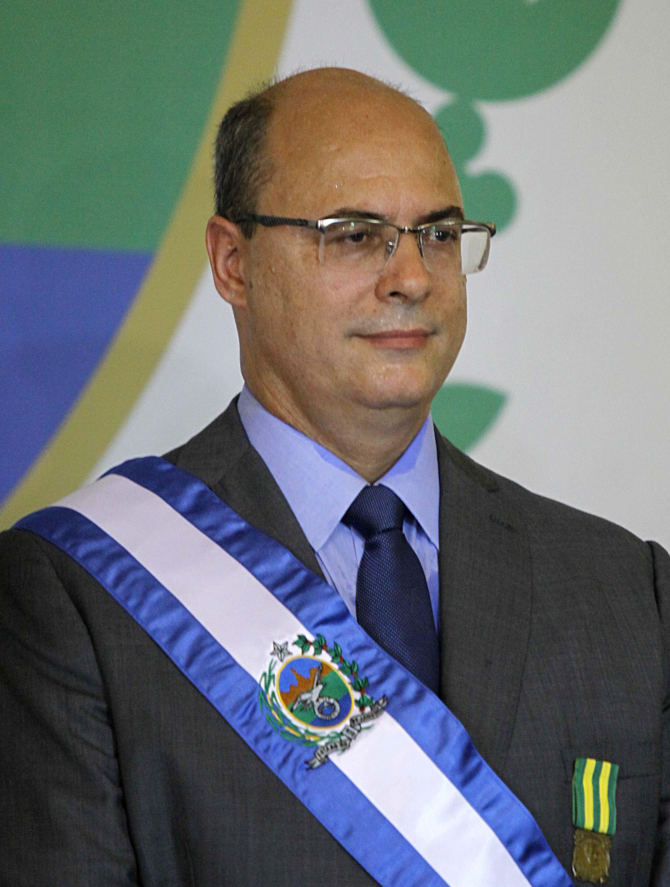 Rio de Janeiro governor has coronavirus