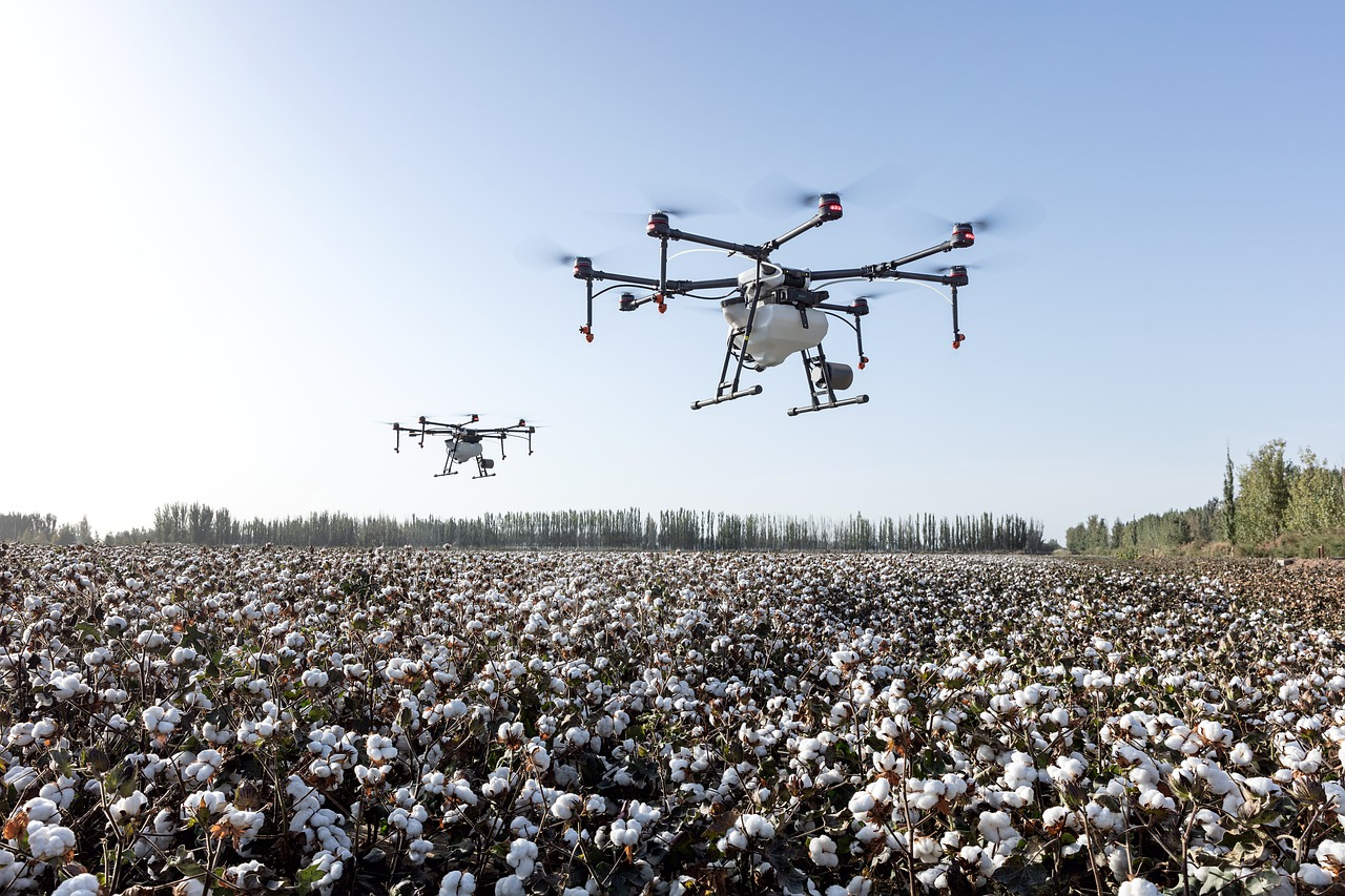 Morocco launches fleet of drones to tackle virus from the sky