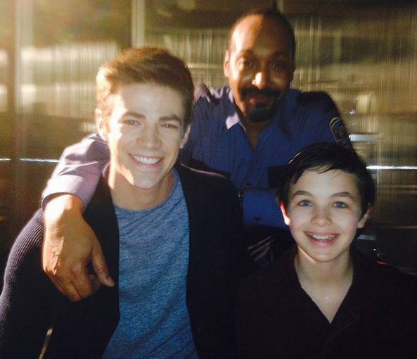 'The Flash' actor Logan Williams dies at the age of 16