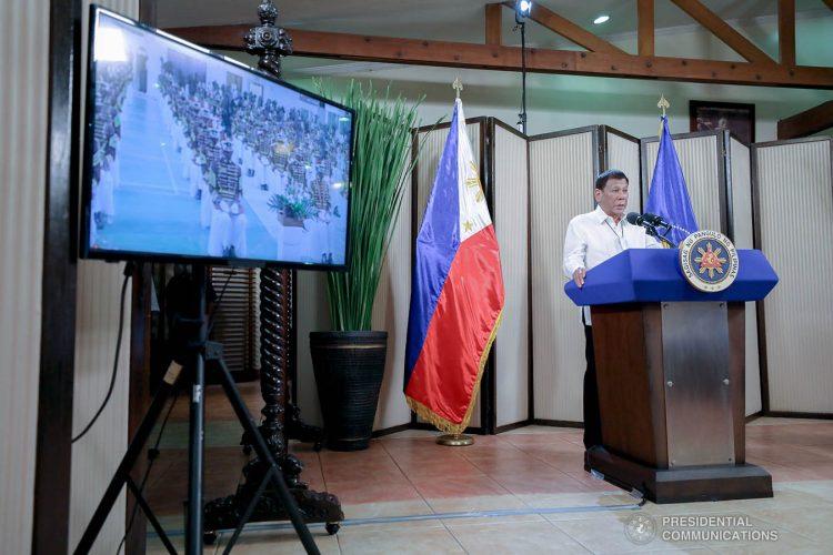 President Rodrigo Roa Duterte (PIA photo)