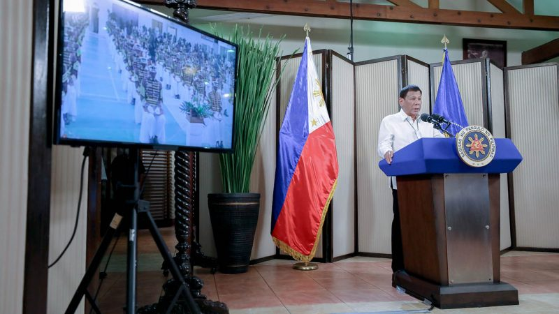 PH Gov't to hand over radios to students in far-flung areas