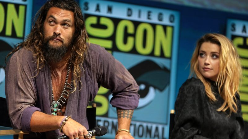 'Aquaman 2': Amber Heard Still Under Contract Despite Firing Rumors