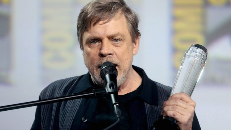 'Star Wars': Mark Hamill Says He's Done Playing Luke Skywalker