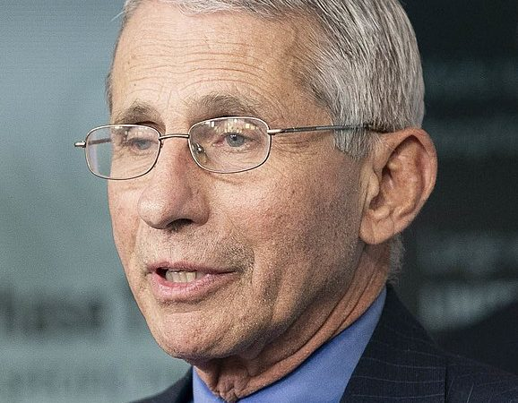 Britain 'rushed' Pfizer Covid vaccine approval: Fauci