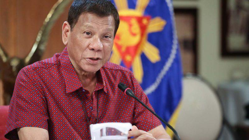 PH President Duterte backs DepEd's school opening plan