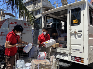 J&T Express reopens branches nationwide