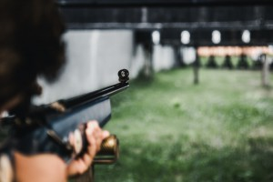 rifle [Photo by Antonio Grosz on Unsplash]